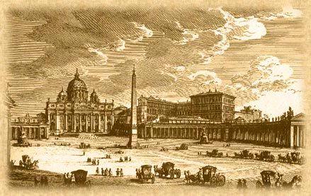 Creación de la ciudad del Vaticano, 1929.