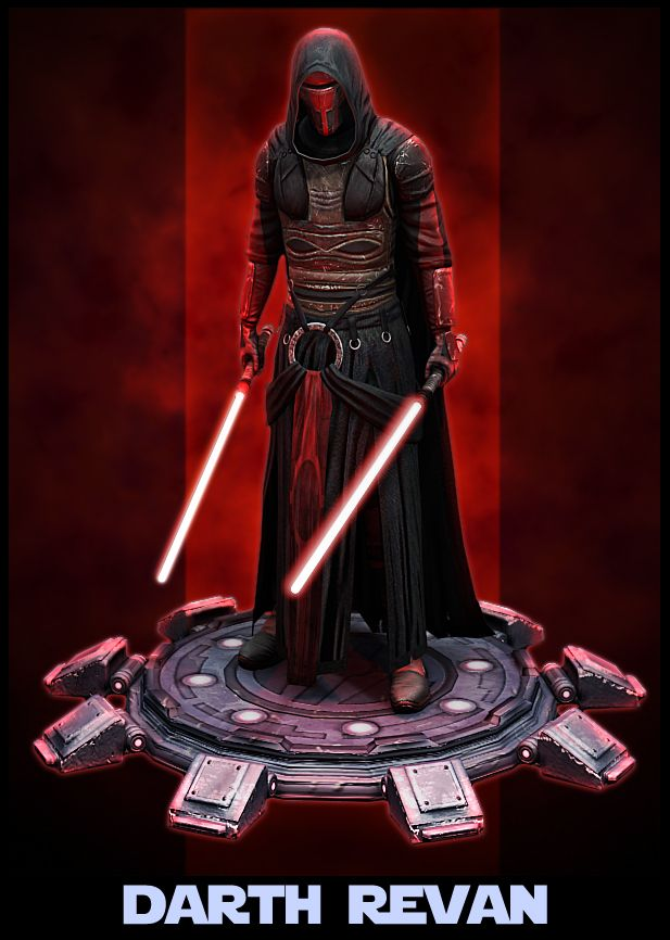 Revan beauty render 2 by digitalinkrod on DeviantArt