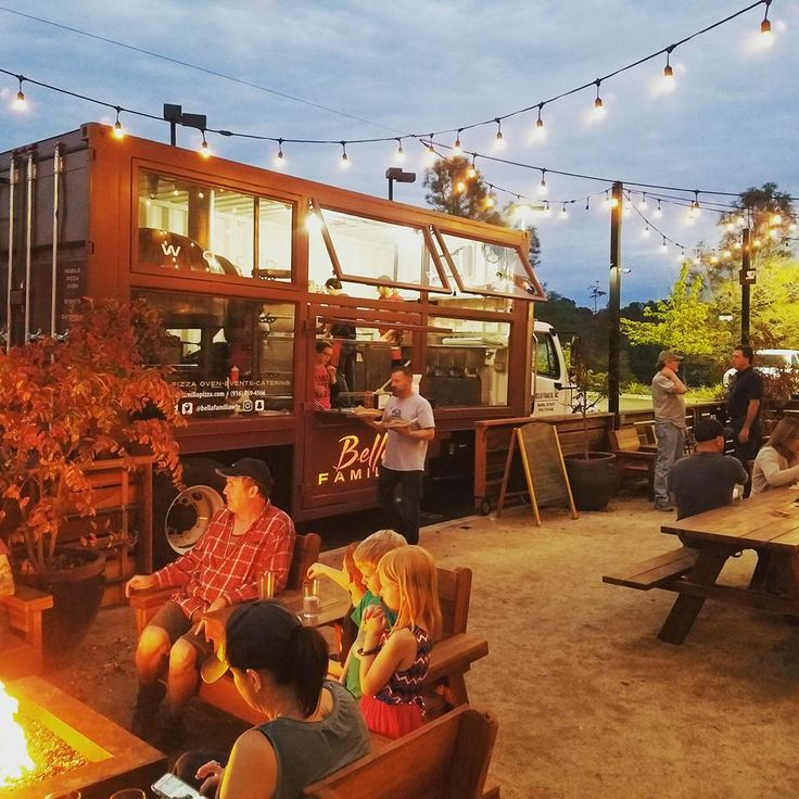 1619 Best Container Cafe / Mobile Eatery Images On