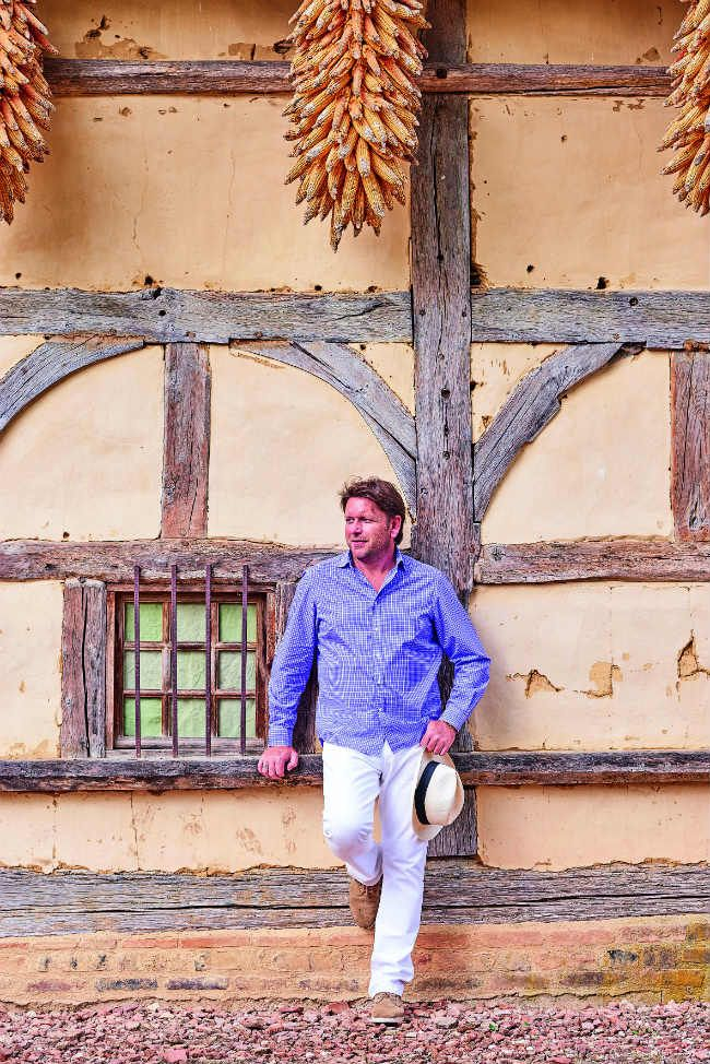Interview with the Chef: James Martin's French Adventure