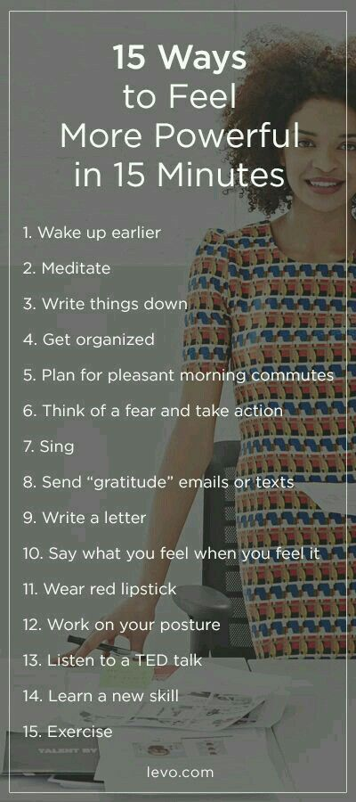 I think for number three, a quiet time and meditation on God helps more!