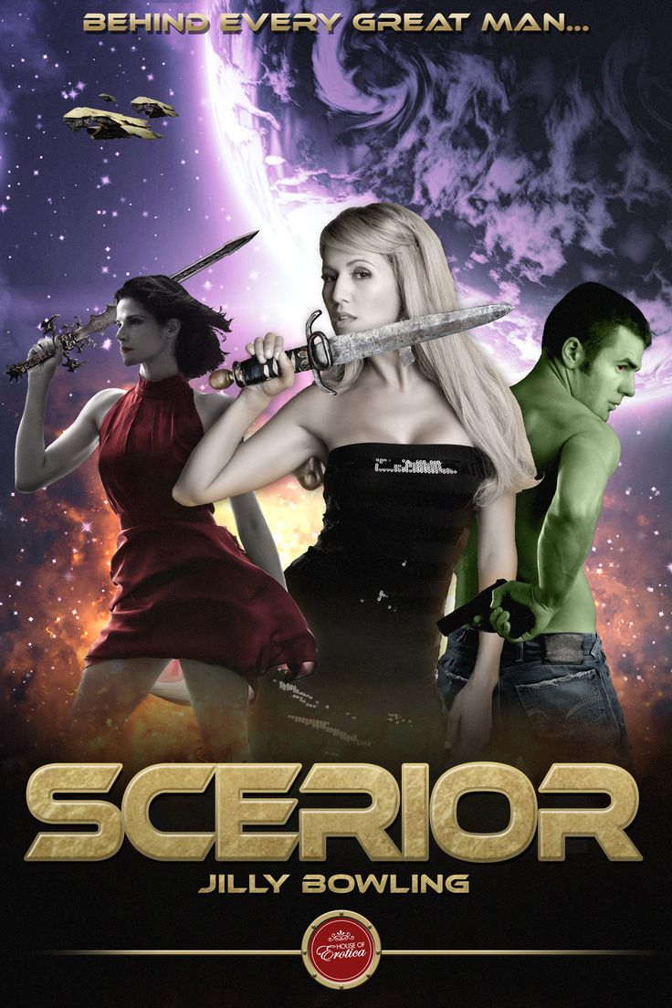 Feisty Joanna Collins has planned her life carefully.  Orphaned at the age of six, then losing her grandparents at fifteen she is self-sufficient, brave and extremely intelligent.   Then her life spirals out of control when she is abducted into an alien world.  Horrified to discover that she is destined to join a breeding programme, intended to save the Sceriae race from extinction...