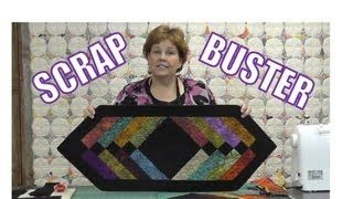 Scrap Busting tutorial by Missouri Star Quilt Company  http://www.youtube.com/user/MissouriQuiltCo?feature=watch