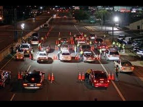 DUI checkpoint video goes viral