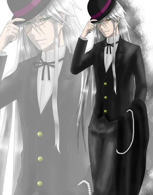 Undertaker! ❤ #Black Butler #Kuroshitsuji Kuroshitsuji Manga Reading http://www.mangaeden.com/en-manga/kuroshitsuji/     Watch in English Kuroshitsuji S1 (Black Butler)   Season 1& 2 http://dubbedanime.net/anime/black-butler-english-dubbed   OVA's  http://www.funniermoments.com/tag.php?t=black-butler