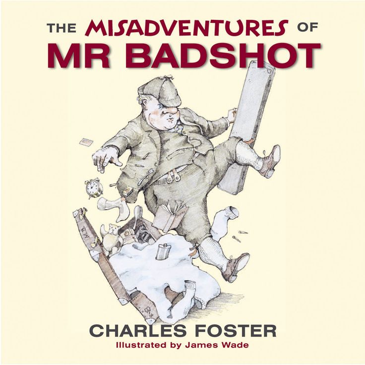 Misadventures of Mr Badshot #country #countryside #humour #shooting #mistakes #blunders #gift #christmas
