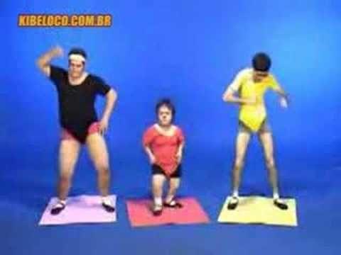 Kibe Loco - Dança do Quadrado