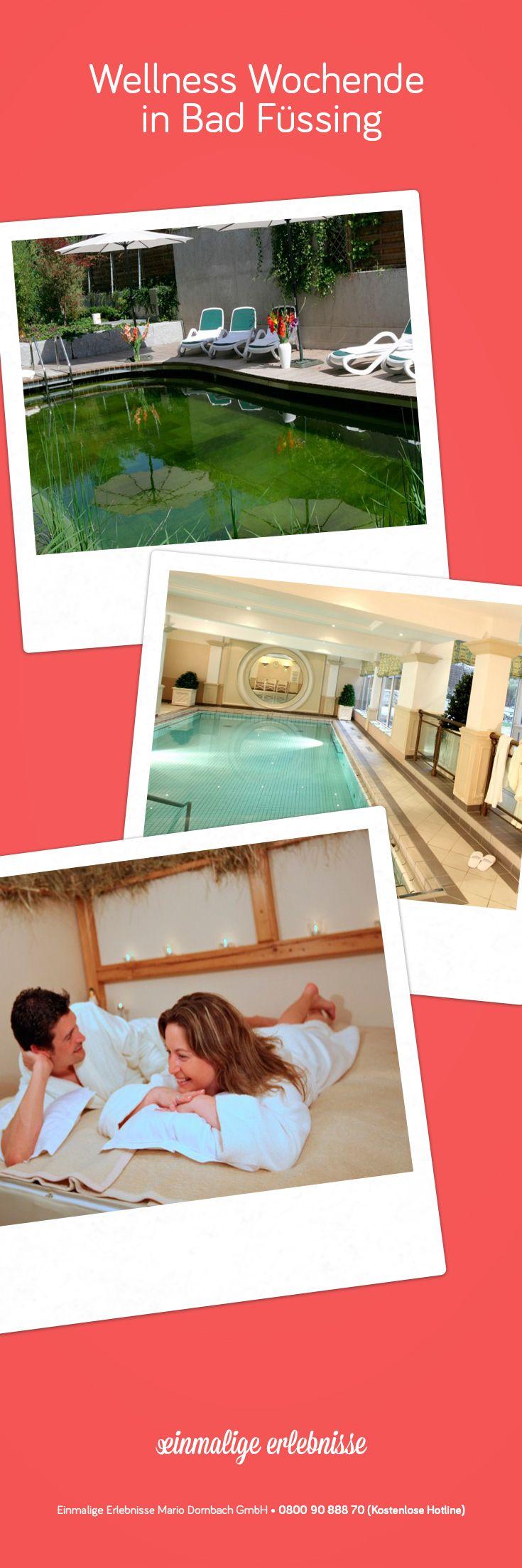 Wellness Wochenende in Bad Füssing - Raum Passau in Bayern #Entspannung #Auszeit #Kosmetik