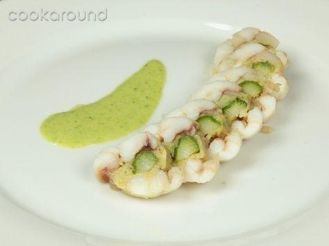 Rana pescatrice agli asparagi: Ricette di Cookaround | Cookaround