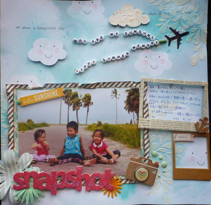 (08-011)nagomiさんの作品。大きい画像をクリックすると、nagomiさんのブログ記事を表示します。