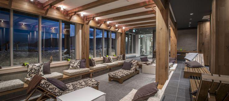 LEMAYMICHAUD | Quebec | Architecture | Interior Design | Spa |