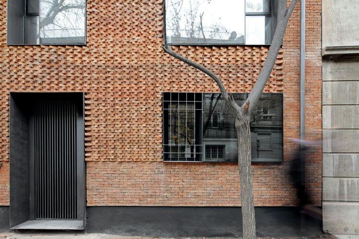 E_RC by MAPA.a architects (2015) Rafael Cañas 127, Providencia, Providencia, Región Metropolitana, Chile
