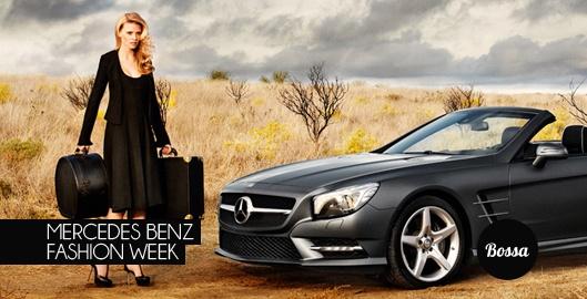 Inicia el Mercedes Benz Fashion Week México.