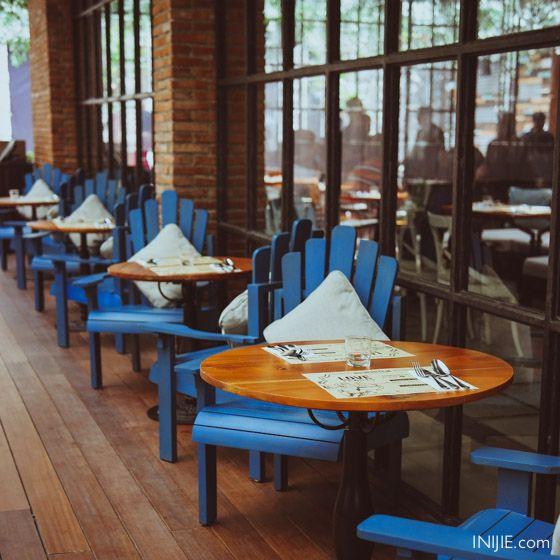 Domicile Kitchen and Lounge Address: Jl. Sumatra No. 35, Surabaya