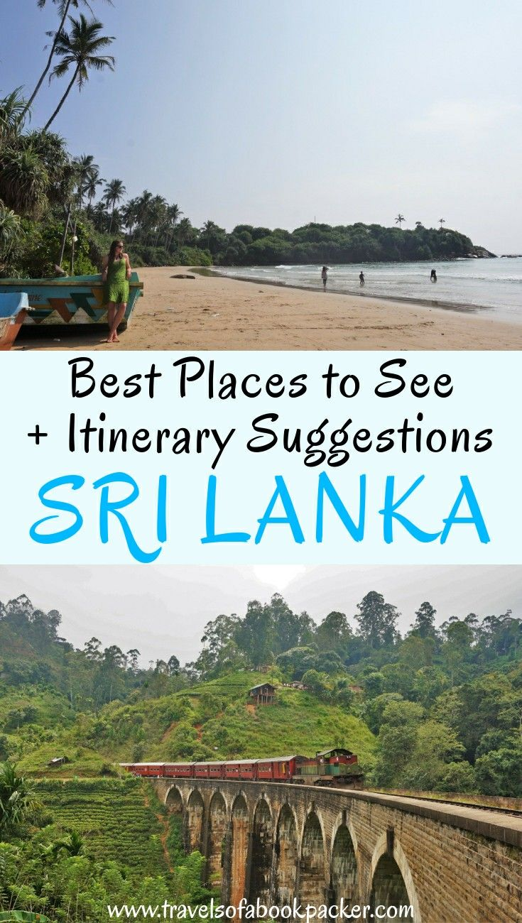 Planning a trip to Sri Lanka? Here's a roundup of all the best places to visit in Sri Lanka with recommended time in each so you can put together you're own Sri Lanka itinerary as well as our recommendations for the best two and three week Sri Lanka itinerary. best things to do in Sri Lanka // best things to see in Sri Lanka // Itinerary Sri Lanka // places to visit in Sri Lanka // itinerary suggestions Sri Lanka #srilanka #srilankaitinerary #itinerary