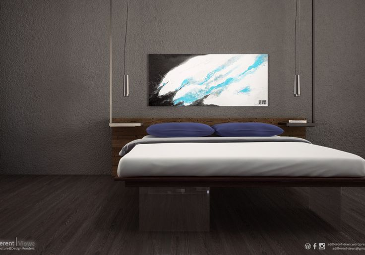 Oltre 25 fantastiche idee su Letto lago air su Pinterest | Camera ...