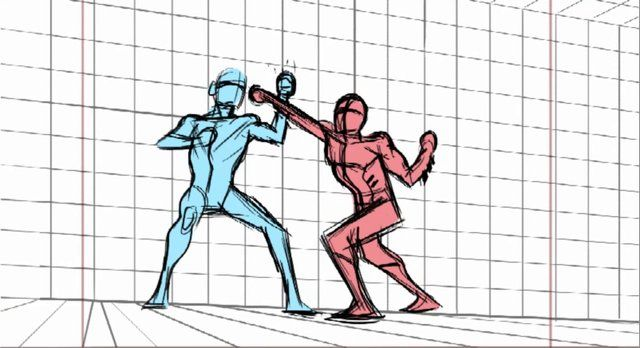 This is an animatic I made of a storyboard done for Jay Oliva's Cinematic Storyboard Class at the Concept Design Academy. We were given free rein to do a fight scene. My idea was to take the fight between Jason Todd and Dick Grayson from the Battle for the Cowl storyline and apply my own twist on it. I spliced together some audio from Young Justice for Nightwing and then mashed that together with Under the Red Hood and Supernatural audio for Jason. This storyboard was a lot of fun to ...