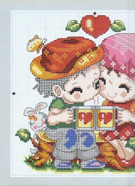 3897 best cross stitching images on pinterest cross - Manualidades en punto de cruz ...