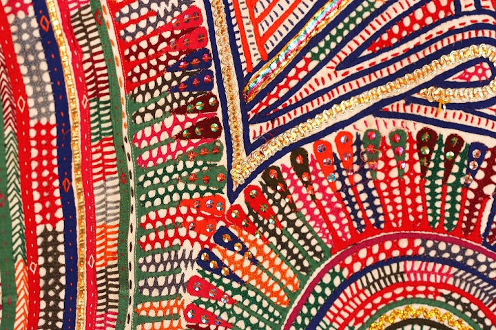 Best sindhi kutchi embroidery jewellery images on