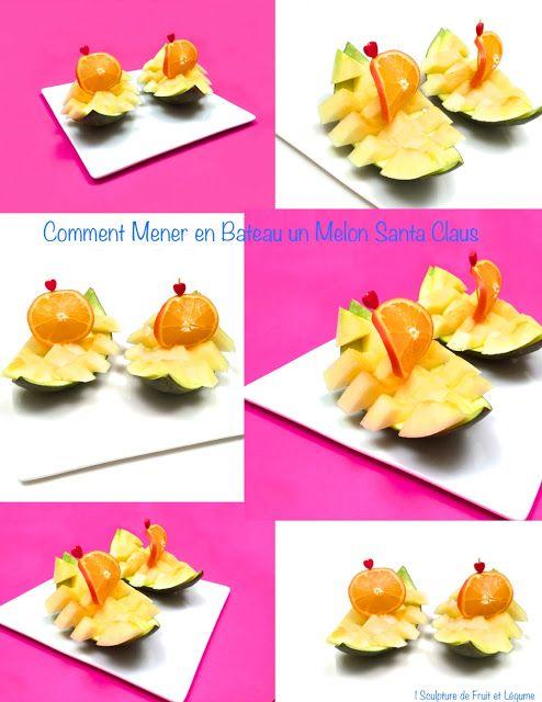 105 best sculptures de fruits et de l gumes faciles r aliser images on pinterest vegetable - Comment faire murir un melon ...