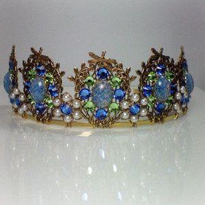 tiara of anne boleyn | The Anne Boleyn Files » Headbands, Tiaras and ... | Crowns and Tiar ...