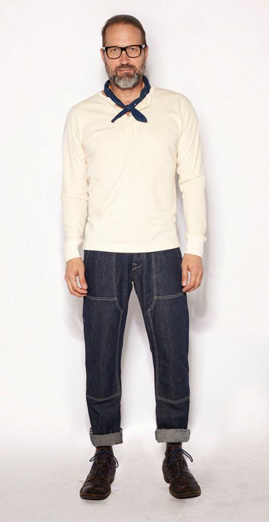 Hencye Rugged Tailored Utility Work Pants // Imogene + WIllie