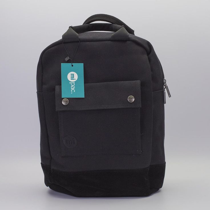 Mi-Pac Canvas σε μαύρο χρώμα, ξεχωρίζει με το canvas υλικό και τις suede λεπτομέρειες. Διαθέτει μία μεγάλη θήκη με τσέπη στο μπροστινό μέρος, εσωτερική θήκη για λάπτοπ και επένδυση στους ιμάντες και το πίσω μέρος του backpack για μεγαλύτερη άνεση. Ιδανικό για όλες τις ώρες της ημέρας. #sneakerstown #mipac #mipactote #mipaccanvas #fashion #streetwear #skateboarding #lifestyle #backpack #women #womensfashion