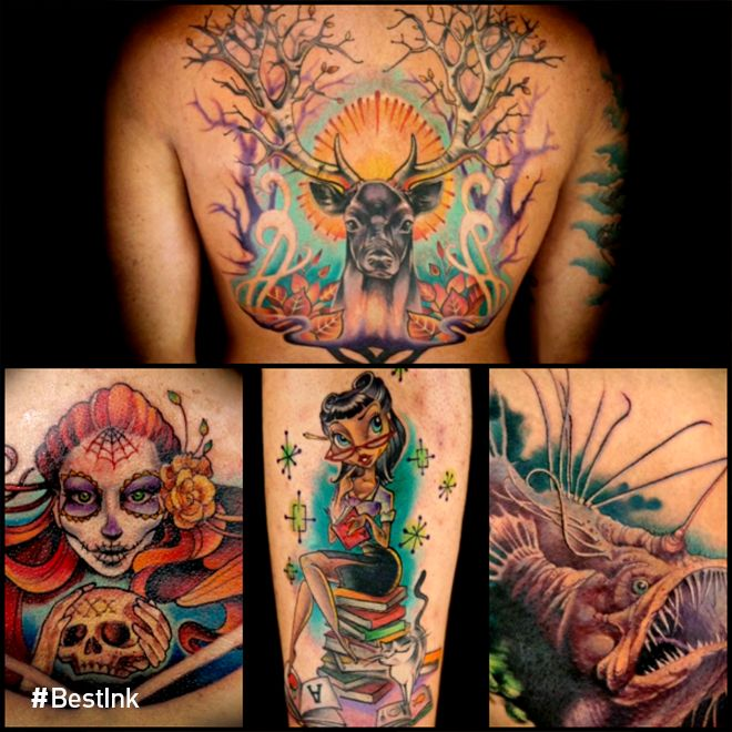 Darnell best ink tattoos images for Best tattoo ink to use