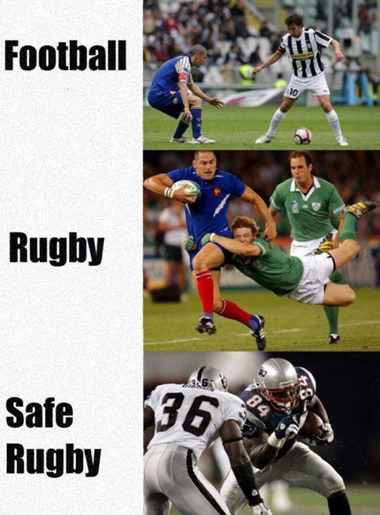 As A Rugby Player This Is How I See Sports