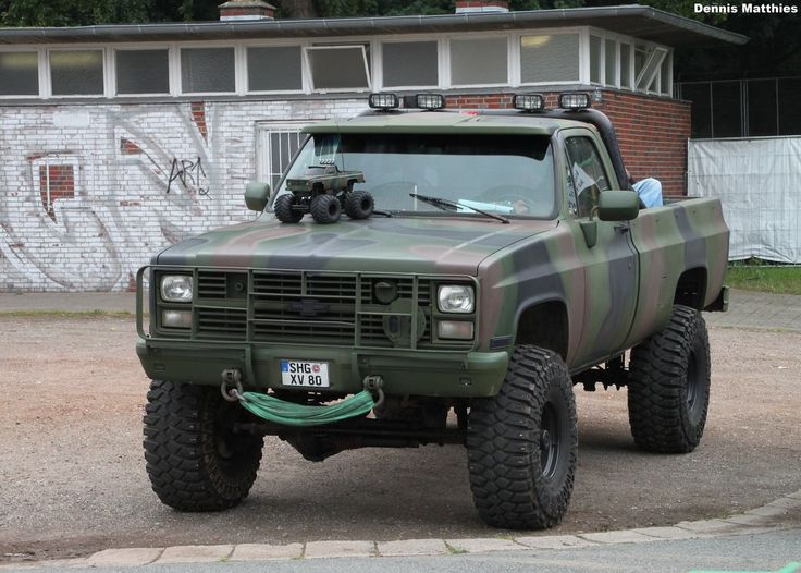 266 Best Images About Ideas For My Square Body Chevy On