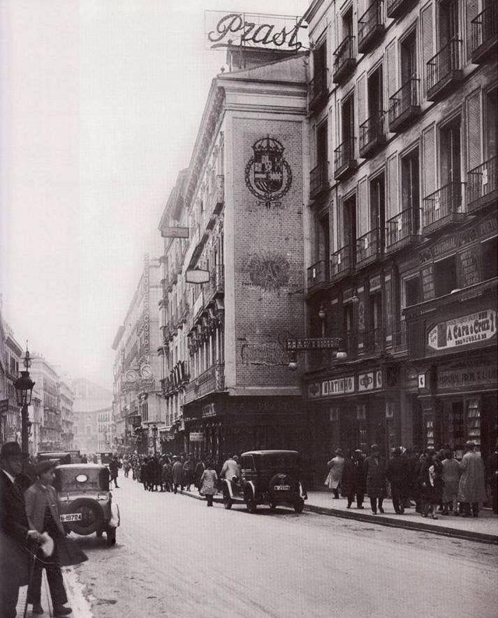 Calle Del Arenal. Años 20.