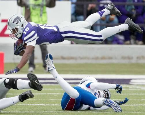 Kansas State football-Tyler Lockett score-10-6-2012