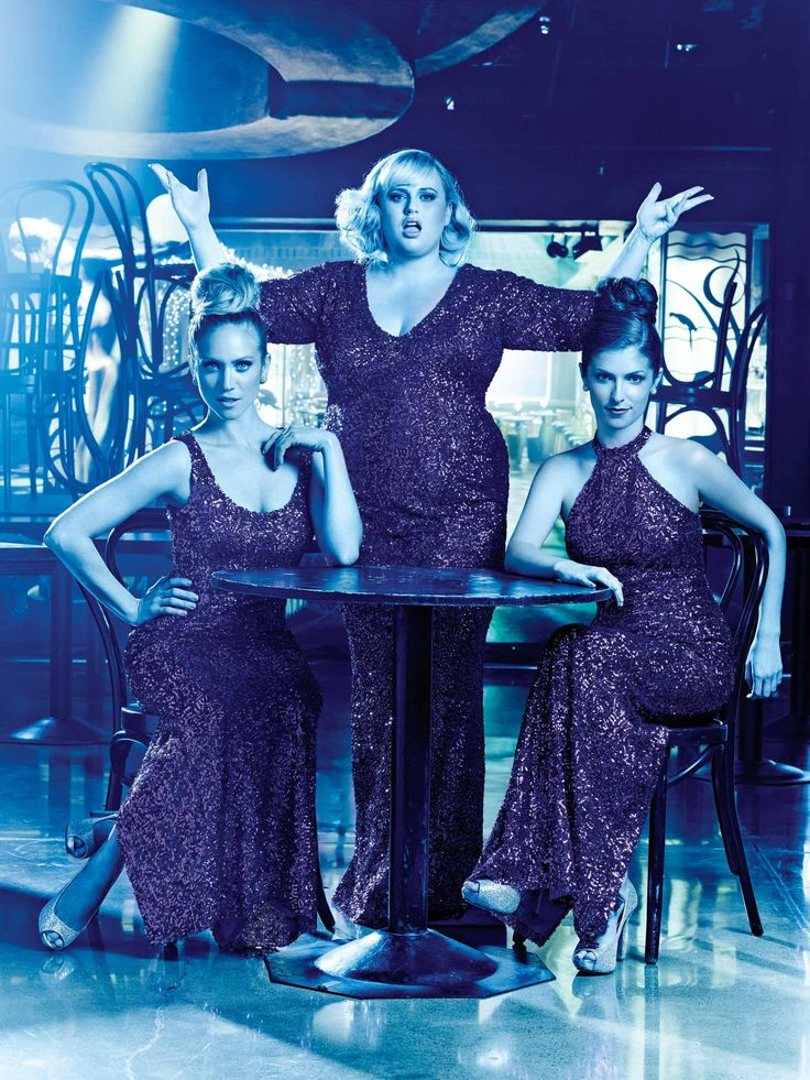 Exclusive First Look at Pitch Perfect 2 via EW!! the Bellas are BACK!!!