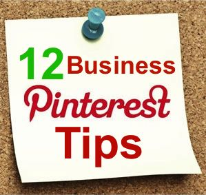 Social Media Babe   Lee Ussher – 12 Pinterest Tips for Business Users