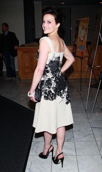 "Carla Gugino Photos: Screening Of Samuel Goldwyn Films' ""Elektra Luxx"" - Arrivals"
