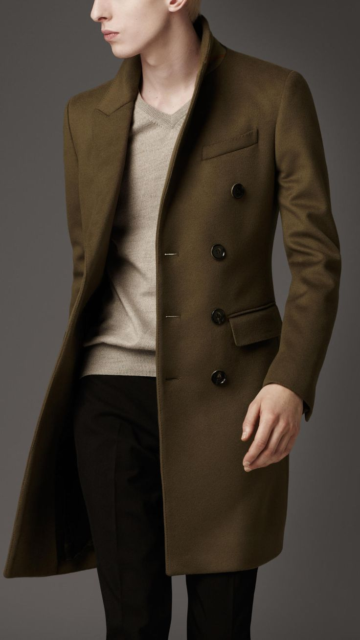 104 best Coats images on Pinterest | Menswear, Men's coats and ...