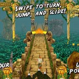 Temple Run Launches on Windows Phone 8