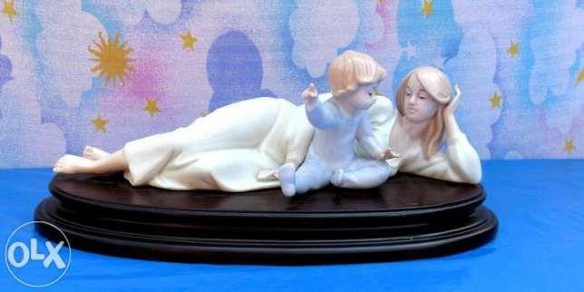 Figurka porcelanowa-delikatna i wyjątkowa Sierosław - image 1