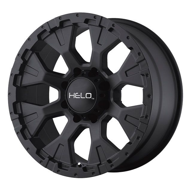 HE878 Wheels - Helo HE878 Rims