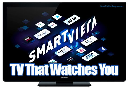 Panasonic Unveils Viera Smart Television That Watches You
