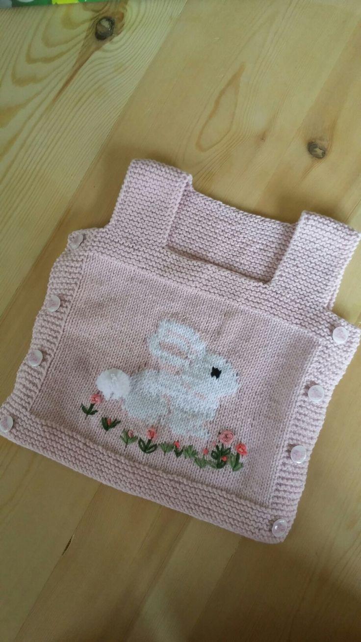 Tavşan yelek🐇