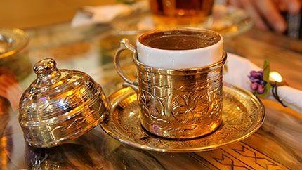 طريقة عمل القهوة التركية اللذيذة - Delicious Turkish coffee recipe