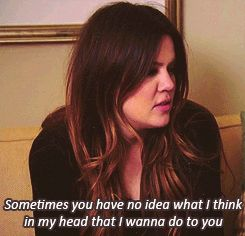 The Best Khloe Kardashian GIFs
