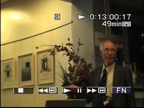 """Sähköyliherkkyydestä 2008 """"Kännykät ja tukiasemat """" 6.10. 2008. Editoimatonta materiaalia Osmo Hännisen luennon loppuosasta."""