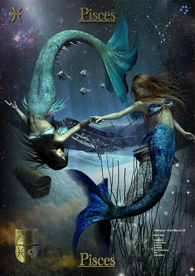 mermaid pisces | march 11 2013 3 52 pm edt 7 52 gmt pisces 21 24 new moons occur in a ...