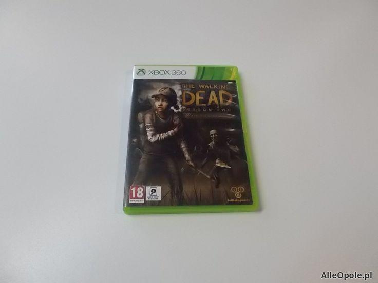 THE WALKING DEAD: SEASON TWO - GRA Xbox 360 - Opole 0440 (Opole)