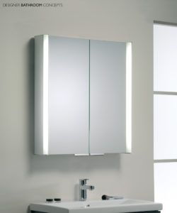 Bathroom Cabinets With Mirrors And Lights