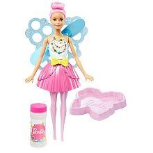 Barbie - Fada Bolinhas De Sabão