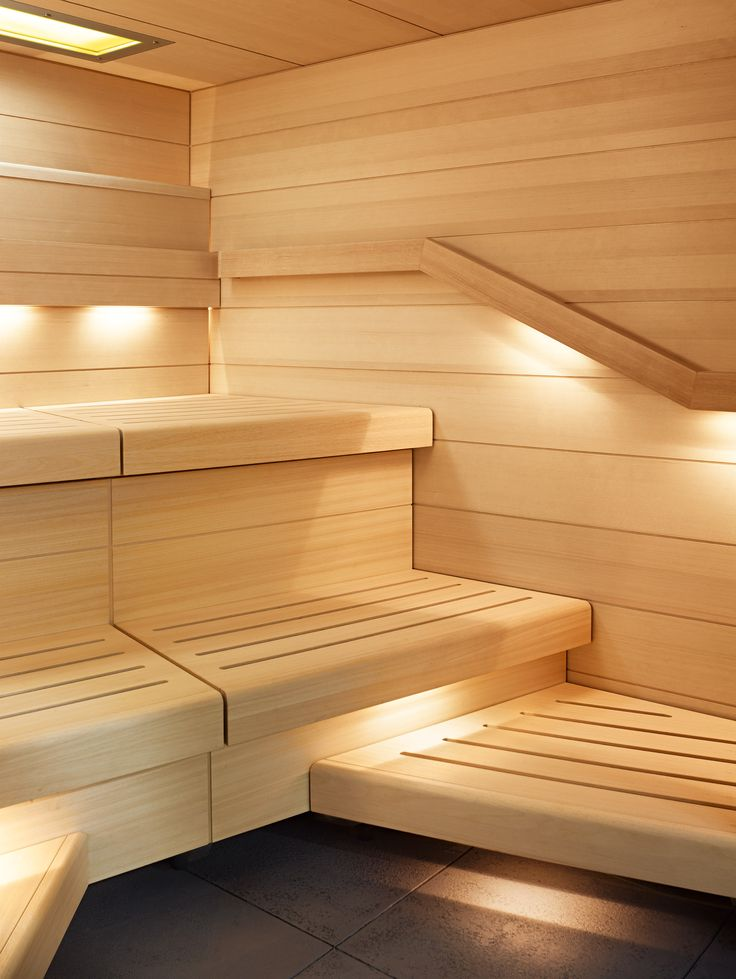 COMFORT Sauna: Adapts to all stages of life