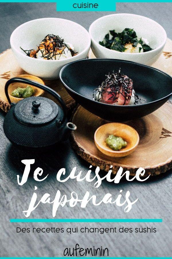 Il N Y A Pas Que Les Sushis Dans La Cuisine Japonaise La Preuve